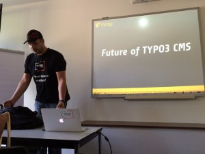 t3cm15 - Future of TYPO3 CMS