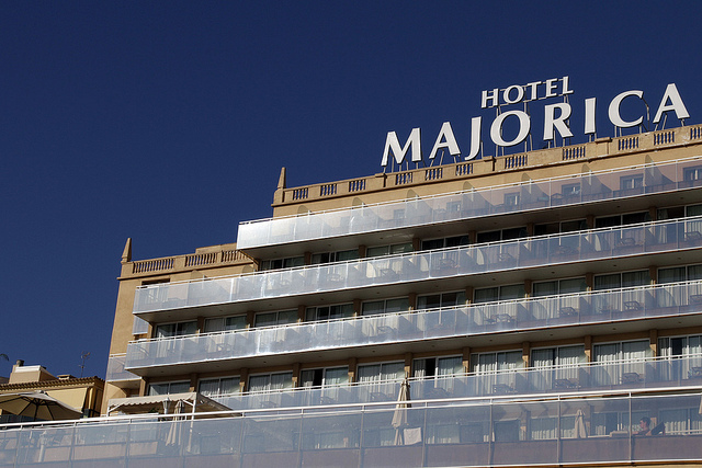Hotel Majorica - #t3cmallorca 2013