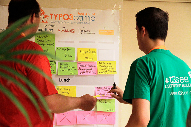 Sessionplanung - #t3cmallorca 2013