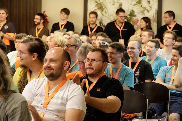 glückliche Teilnehmer - #t3cmallorca 2013